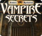 Hidden Mysteries: Vampire Secrets 游戏