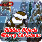 Hidden Objects: Merry Christmas 游戏
