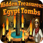 Hidden Treasures: Egypt Tombs 游戏