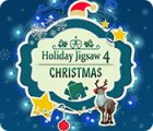 Holiday Jigsaw Christmas 4 游戏
