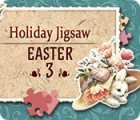 Holiday Jigsaw Easter 3 游戏