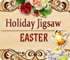 Holiday Jigsaw Easter 游戏