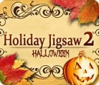 Holiday Jigsaw Halloween 2 游戏