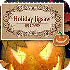 Holiday Jigsaw: Halloween 游戏
