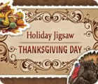 Holiday Jigsaw Thanksgiving Day 游戏