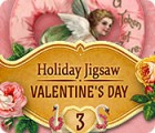 Holiday Jigsaw Valentine's Day 3 游戏
