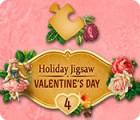 Holiday Jigsaw Valentine's Day 4 游戏
