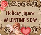 Holiday Jigsaw Valentine's Day 游戏