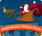 Holiday Mosaics Christmas Puzzles 游戏