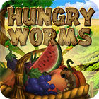 Hungry Worms 游戏