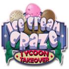 Ice Cream Craze: Tycoon Takeover 游戏