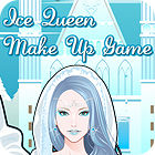 Ice Queen Make Up 游戏