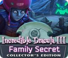 Incredible Dracula III: Family Secret Collector's Edition 游戏