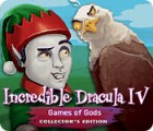 Incredible Dracula IV: Game of Gods Collector's Edition 游戏
