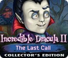 Incredible Dracula II: The Last Call Collector's Edition 游戏