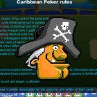 Island Caribbean Poker 游戏