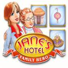 Jane's Hotel: Family Hero 游戏