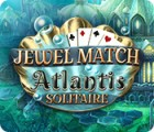 Jewel Match Solitaire Atlantis 游戏