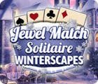 Jewel Match Solitaire: Winterscapes 游戏