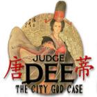 Judge Dee: The City God Case 游戏