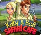 Katy and Bob: Safari Cafe 游戏
