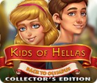 Kids of Hellas: Back to Olympus Collector's Edition 游戏