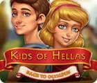 Kids of Hellas: Back to Olympus 游戏