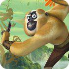 Kung Fu Panda 2 Monkey Run 游戏