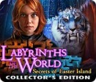 Labyrinths of the World: Secrets of Easter Island Collector's Edition 游戏