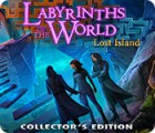 Labyrinths of the World: Lost Island Collector's Edition 游戏