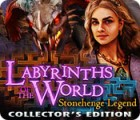 Labyrinths of the World: Stonehenge Legend Collector's Edition 游戏