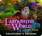 Labyrinths of the World: Fool's Gold Collector's Edition 游戏