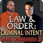 Law & Order Criminal Intent 2 - Dark Obsession 游戏