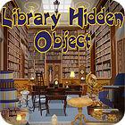 Library Hidden Object 游戏