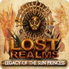 Lost Realms: Legacy of the Sun Princess 游戏