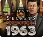 Lost Secrets: November 1963 游戏