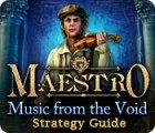 Maestro: Music from the Void Strategy Guide 游戏