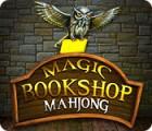 Magic Bookshop: Mahjong 游戏