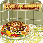 Marble Cheesecake Cooking 游戏
