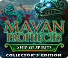 Mayan Prophecies: Ship of Spirits Collector's Edition 游戏