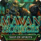 Mayan Prophecies: Ship of Spirits 游戏