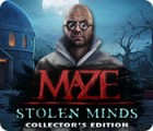 Maze: Stolen Minds Collector's Edition 游戏