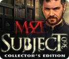 Maze: Subject 360 Collector's Edition 游戏