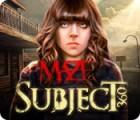 Maze: Subject 360 游戏