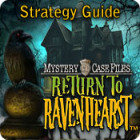 Mystery Case Files: Return to Ravenhearst Strategy Guide 游戏