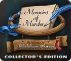 Memoirs of Murder: Welcome to Hidden Pines Collector's Edition 游戏