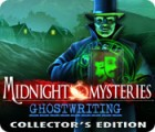 Midnight Mysteries: Ghostwriting Collector's Edition 游戏