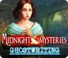 Midnight Mysteries: Ghostwriting 游戏