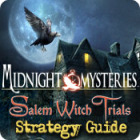 Midnight Mysteries 2: The Salem Witch Trials Strategy Guide 游戏