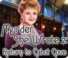 Murder, She Wrote 2: Return to Cabot Cove 游戏